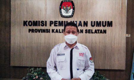KPU Kalsel Akan Menetapkan BirinMU Sebagai Pemenang Pilkada Gubernur-Wakil Gubernur Pada 4 Agustus